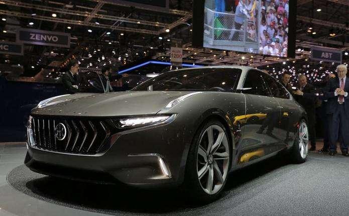 Ательє Pininfarina створила розкішний представницький седан H600