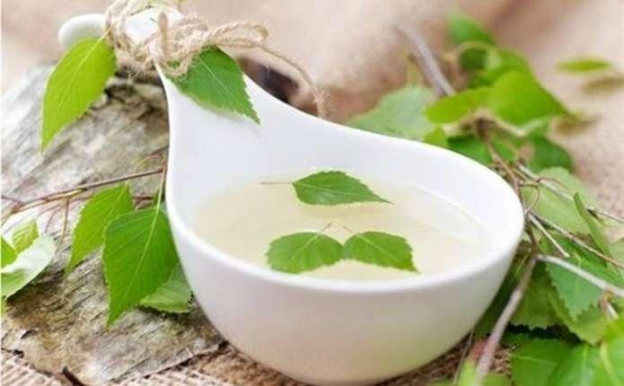 Березовий сік - один з кращих дієтичних засобів