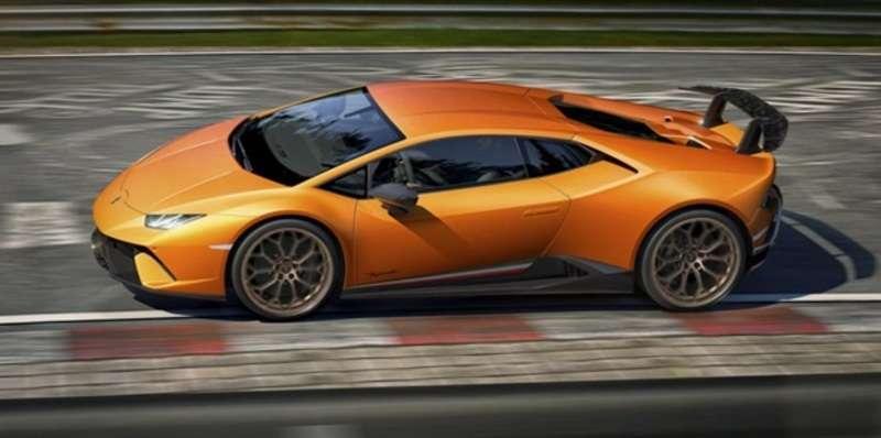 Lamborghini показала надшвидкий суперкар