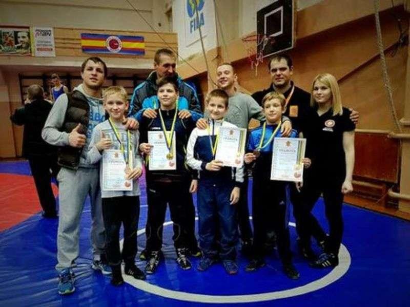 У Чернівцях пройшов відкритий чемпіонат з вільної боротьби