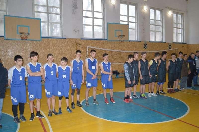 У Чернівецькій області пройшли змагання з баскетболу серед учнів