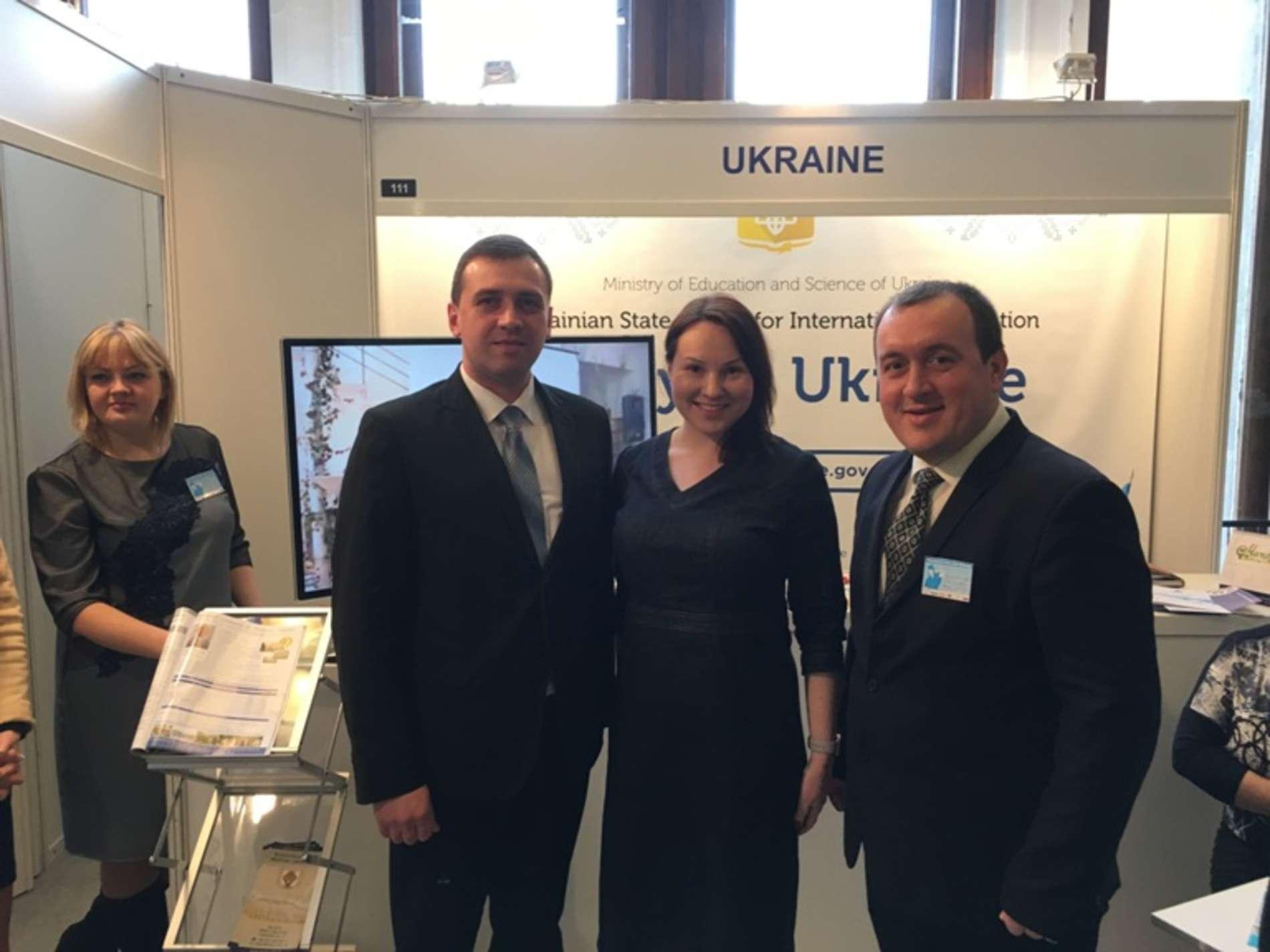 БДМУ був єдиним вишем, який презентував у Польщі вищу медичну освіту України