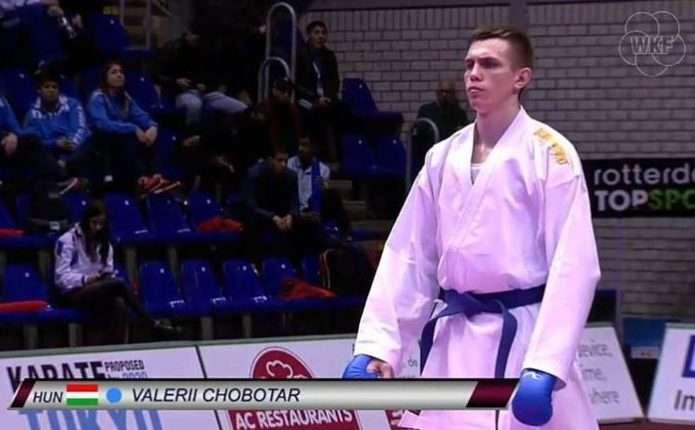 Буковинський каратист здобув у Роттердамі медаль для Угорщини