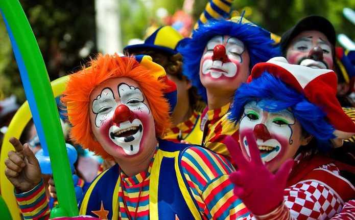 1 квітня у Чернівцях пройде парад клоунів