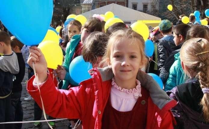 Україна за рівнем щастя, як Судан та Гана