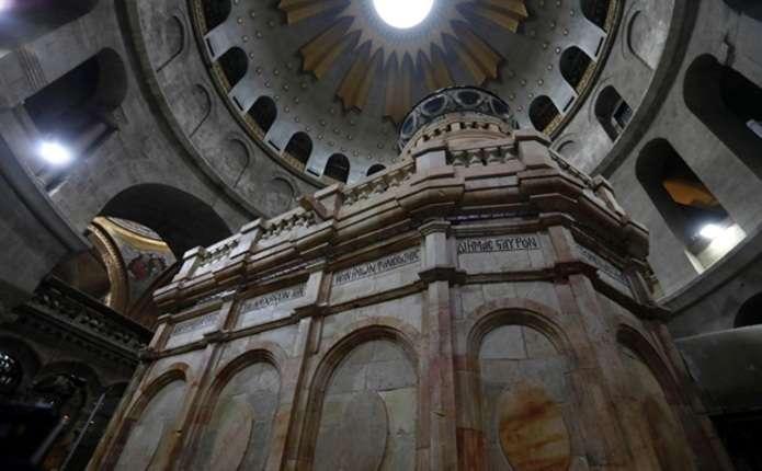 В Єрусалимі завершили першу за 200 років реставрацію Гробу Господнього