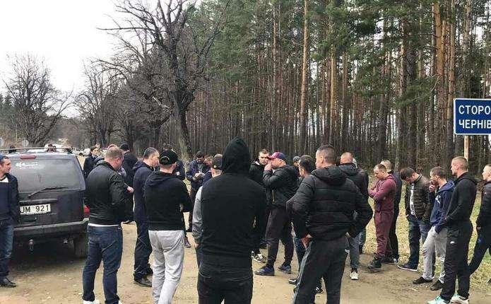Прикордонники прокоментували конфліктну ситуацію біля н.п. Красноїльськ