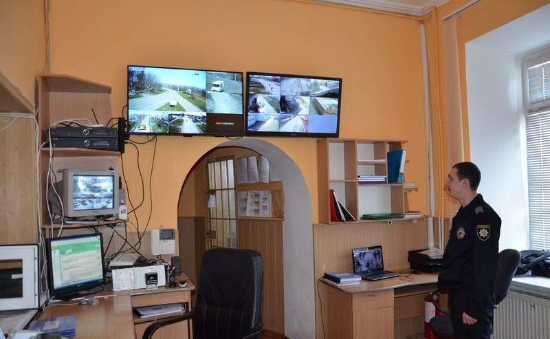 Камери відеоспостереження встановили у Хотині