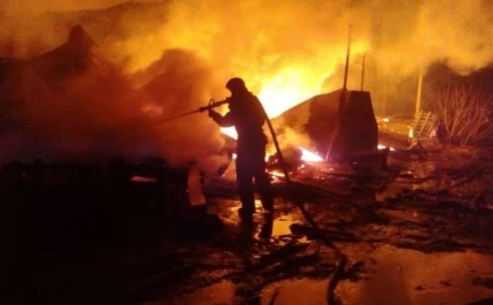В Росії горить найстаріший пороховий завод: є загиблі