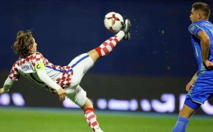 Хорватія переграла Україну в матчі до ЧС-2018
