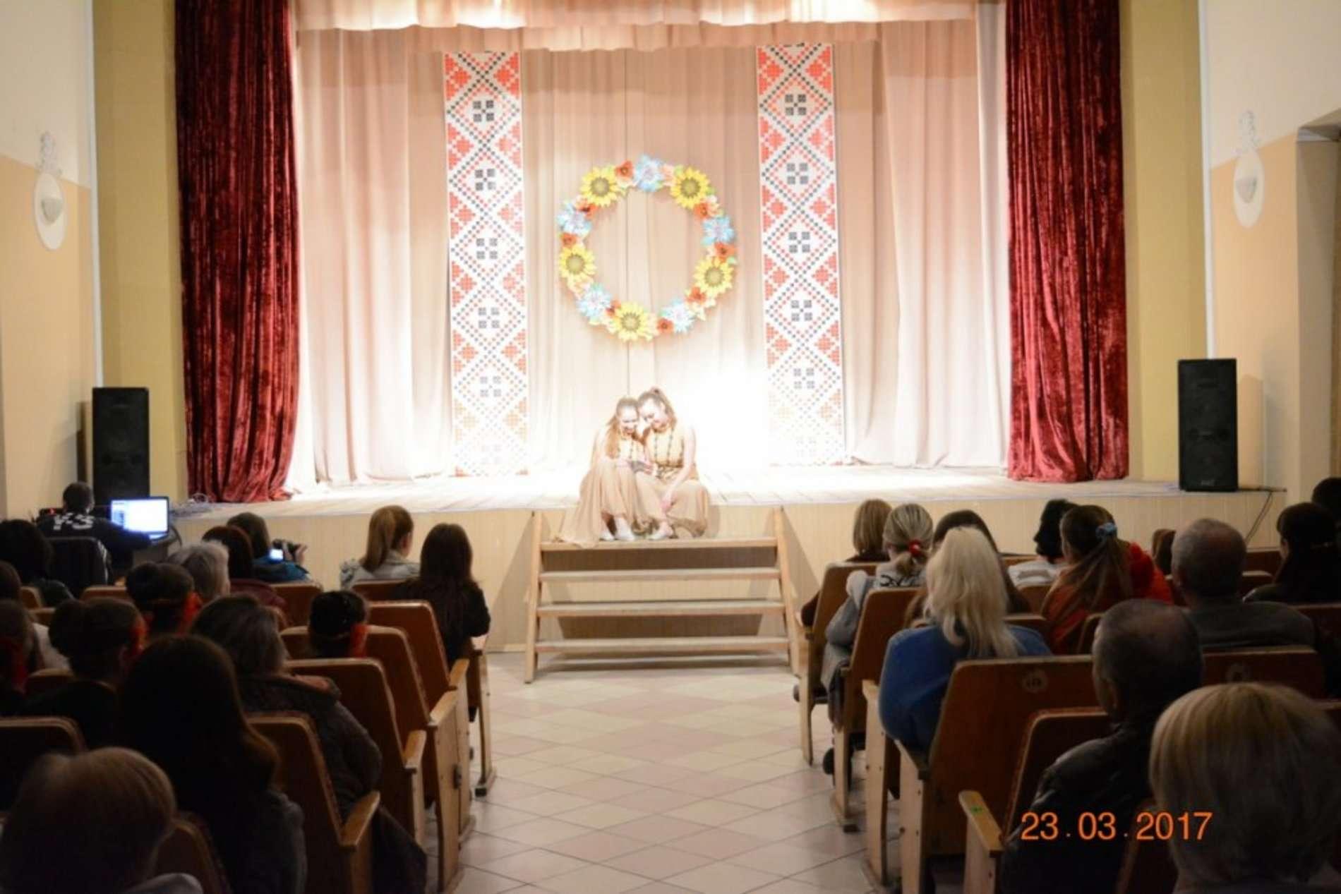 Колективи БК Роша виступили на великому звітному концерті у Чернівцях