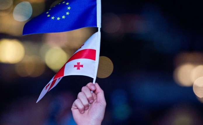 Грузія три дні святкуватиме початок безвізового режиму з ЄС