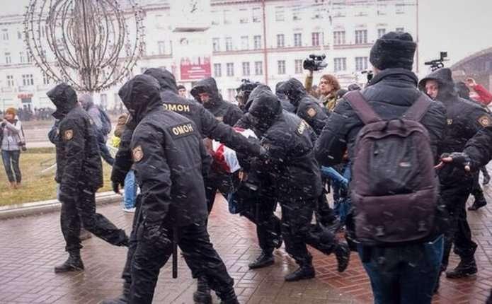 Завтра в Мінську може початися свій Майдан