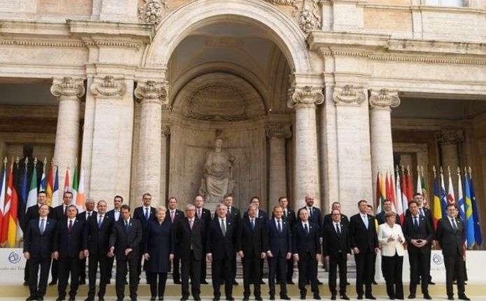 Лідери 27 країн підписали декларацію про майбутнє Євросоюзу