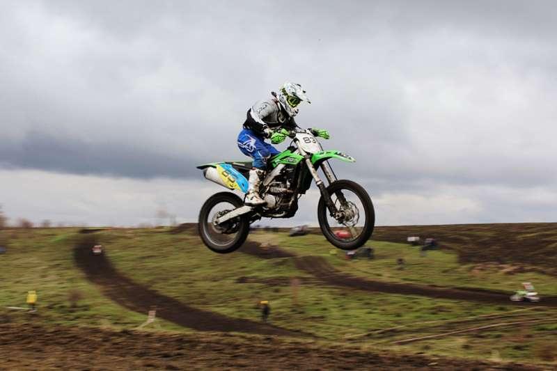 На Буковині найкращому спортсмену вручили мотоцикл для мотокросу