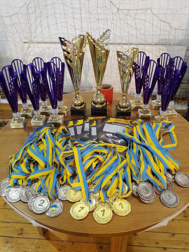 Чернівецькі таеквондисти вибороли медалі на Чемпіонаті Буковини