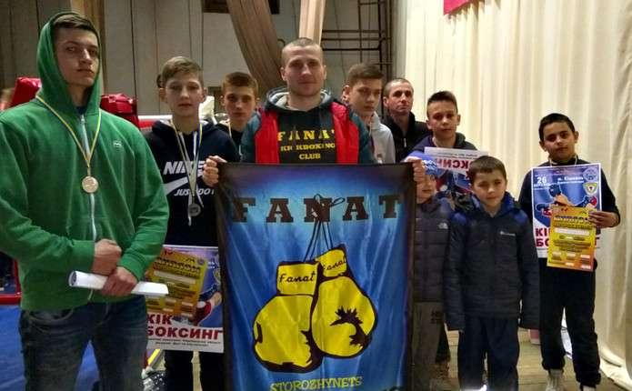 Відбувся чемпіонат Чернівецької області з кікбоксингу