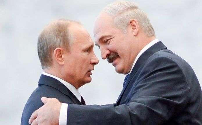 Ми рідні брати, нам нема чого ділити  - Лукашенко про Путіна