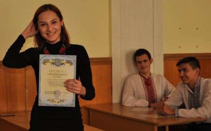 Буковину на олімпіаді з математики у Києві представлятиме студентка коледжу дизайну