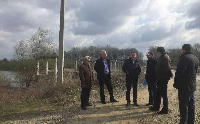 Заступник міністра інфраструктури приїхав у Чернівецьку область