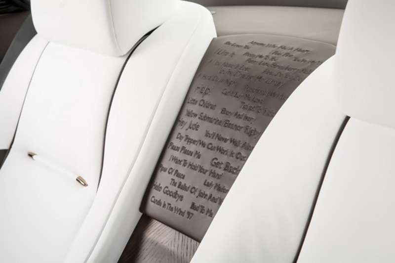Rolls Royce показав ексклюзивне купе Wraith