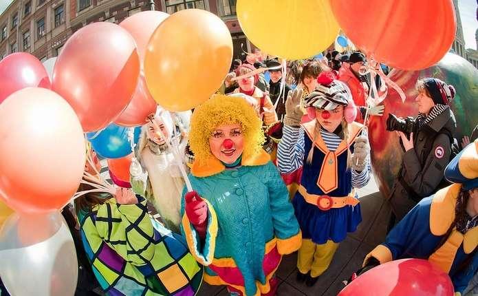 Завтра, 1 квітня, у Чернівцях пройде парад клоунів