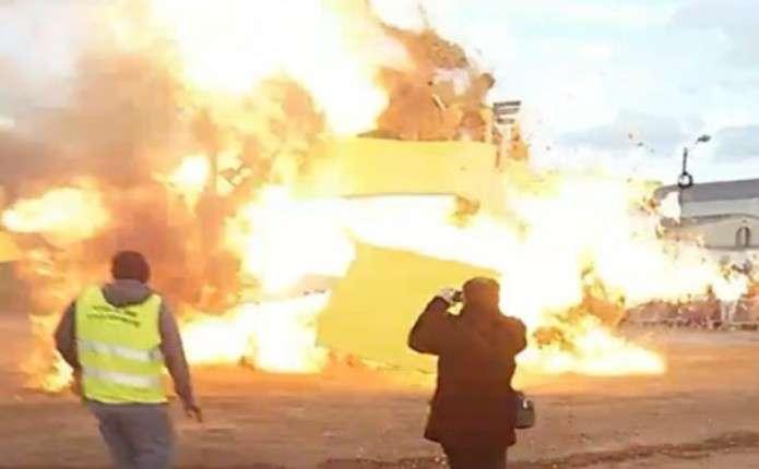 У Франції під час карнавалу прогримів вибух, є поранені