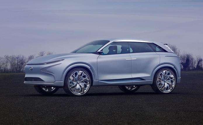 Hyundai FE Fuel Cell дебютує в 2018 році