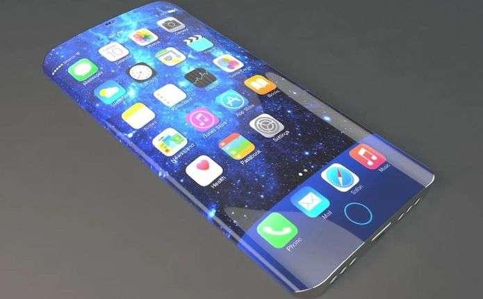 iPhone 8 зроблять з рідкого металу