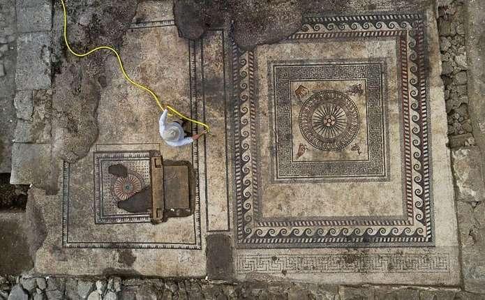 У Франції знайшли загублене давньоримське місто