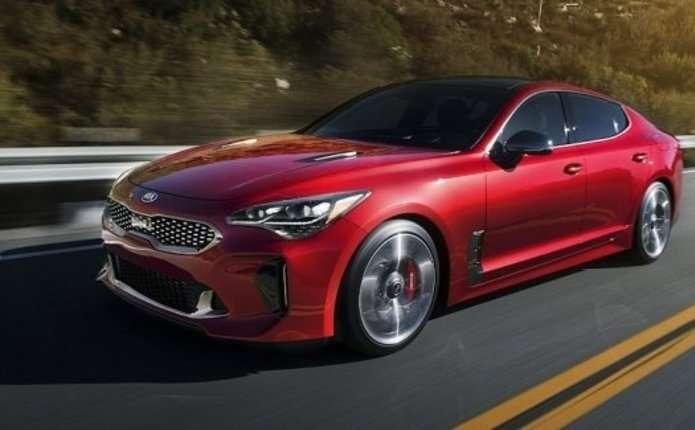 Kia випустила свій найшвидший автомобіль