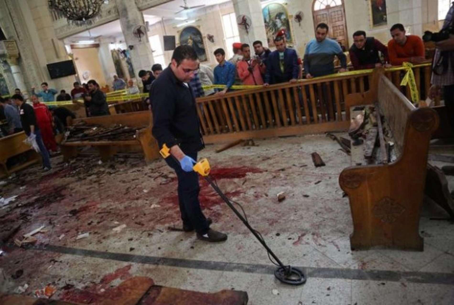 Вибухи у Єгипті: 43 жертви, військові охороняють інфраструктуру