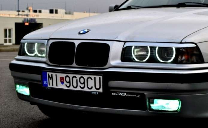 Власникам автомобілів на іноземних номерах нічого доброго не світить
