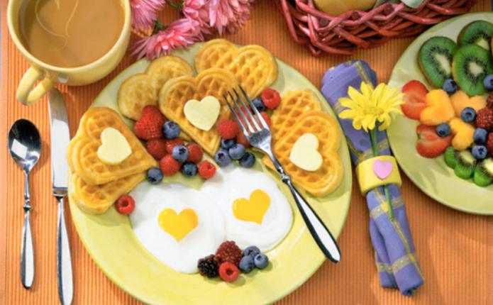 Ніколи не варто пропускати сніданок