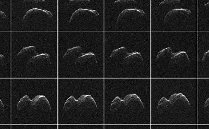 У NASA показали перші фото великого астероїда, який наближається до Землі