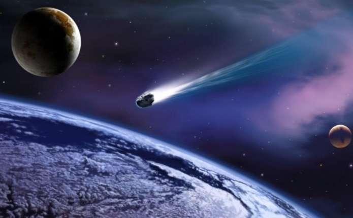 Одразу п'ять великих астероїдів наближаються до Землі