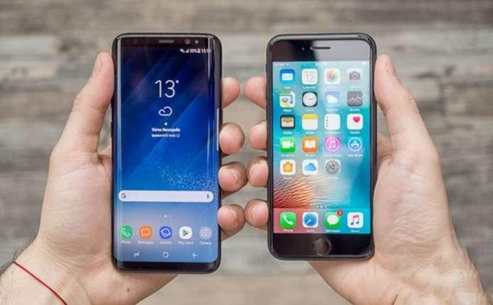Названа реальна вартість флагманів Samsung і Apple