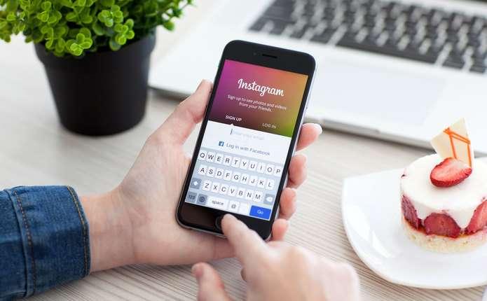 Соцмережа Instagram зможе працювати без Інтернету