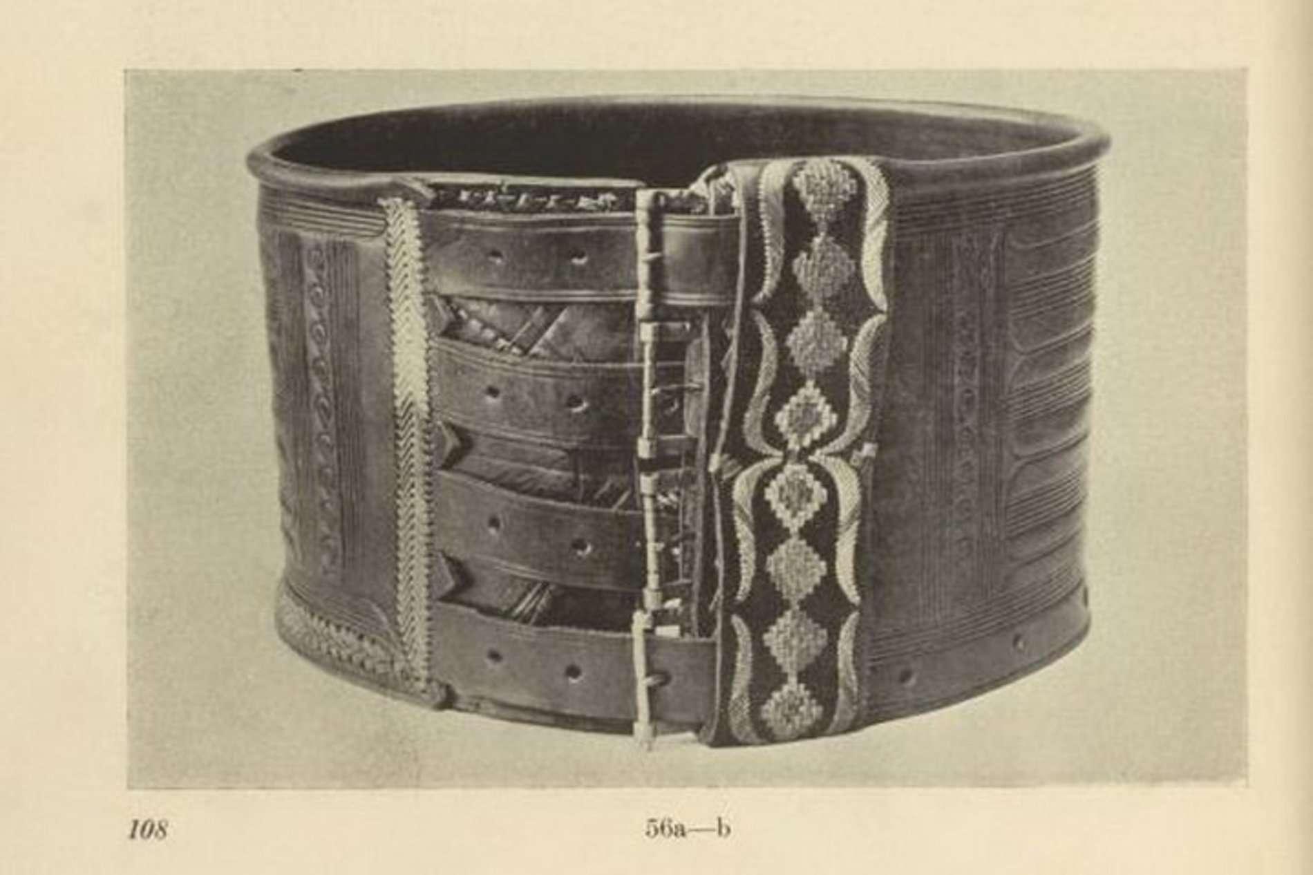 Які прикраси та аксесуари носили мешканці Карпат майже 100 років тому