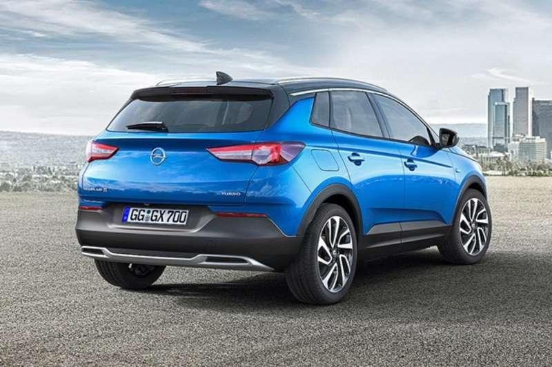 Opel показав свій найбільший кросовер