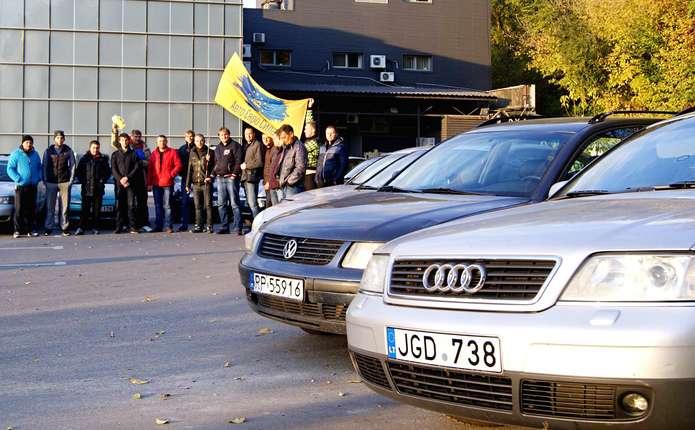 Литовці небезпечні на дорогах