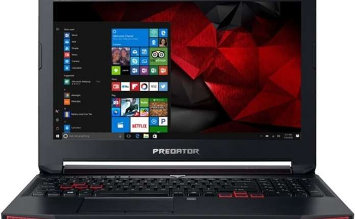 Acer презентувала ігровий ноутбук
