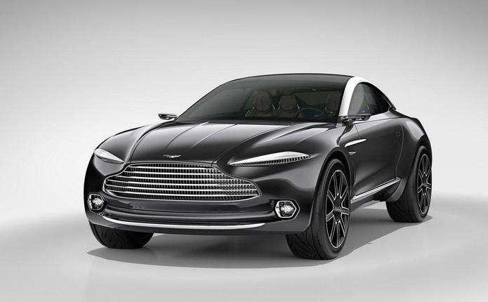 Перший кросовер Aston Martin отримає двигун Mercedes
