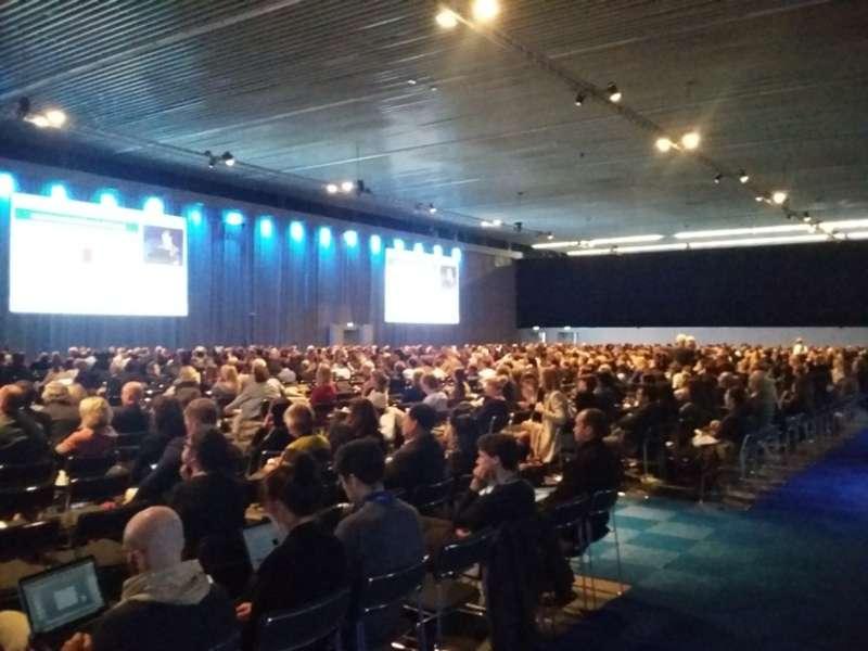 Викладач із Чернівців взяв участь у міжнародному конгресі в Нідерландах