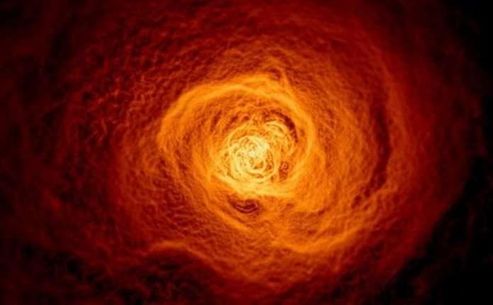 Науковці NASA показали, як вигладає космічне цунамі