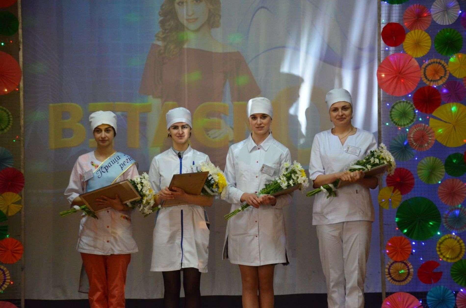У Вашківцях змагалися майбутні медики
