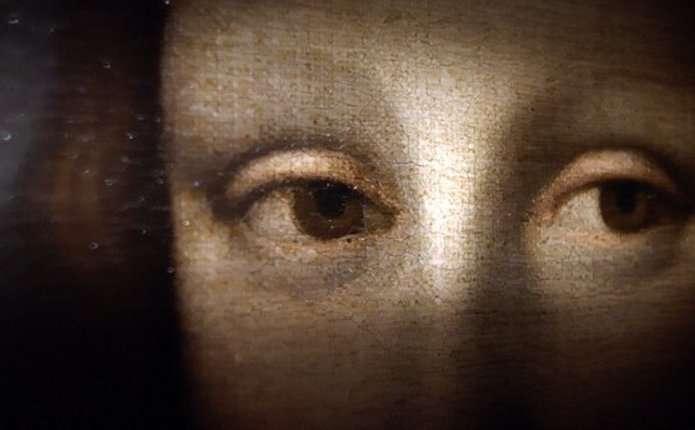 Нова оптична ілюзія в Інтернеті: де справжня Мона Ліза