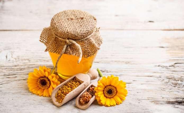 Гремучая смесь витаминов - в ложке меда