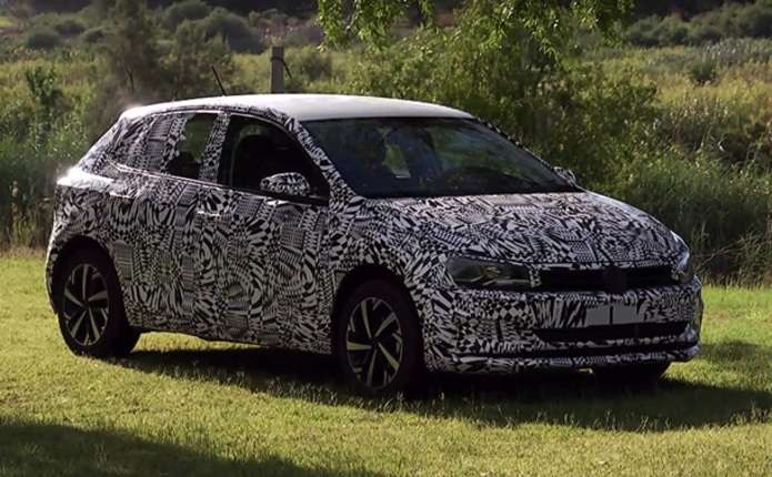 Volkswagen показав оновлений хетчбек Polo