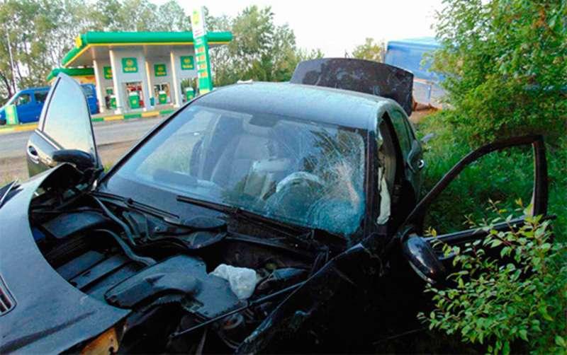 На Буковині зіткнулися дві автівки